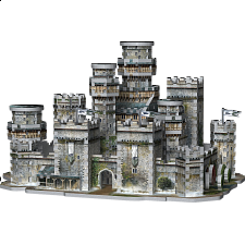 Game of Thrones: Winterfell - Wrebbit 3D Jigsaw Puzzle -