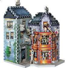 Harry Potter: Weasley's Wizard Wheezes - 3D Jigsaw Puzzle -