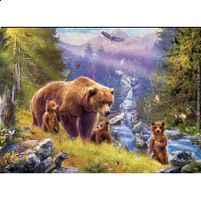 Grizzly Cubs -