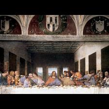 Leonardo Da Vinci - The Last Supper -