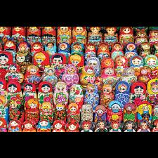 Russian Matryoshkas Dolls -