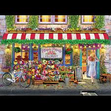 Plush Petals Flower Shop - Paul Normand -