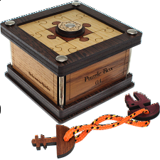 Puzzle Box 04 - European Wood Puzzles