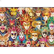 Venetian Masks - Search Results