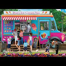 Dan's Ice Cream Van - Paul Normand -