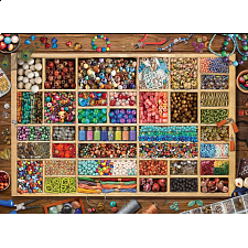 Bead Collection - 1000 Pieces