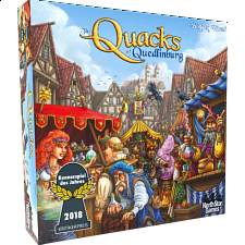 The Quacks of Quedlinburg -