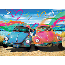 VW Beetle Love - New Items