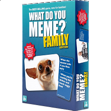 What Do You Meme? Family Edition - Board Games