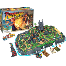 Fireball Island: The Curse of Vul-Kar -