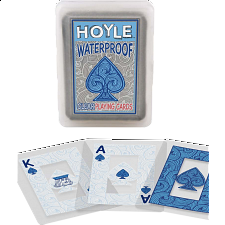 Clear Waterproof Plastic Playing Cards -