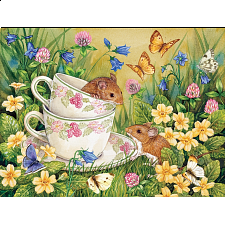 Tea For Two - Large Piece -