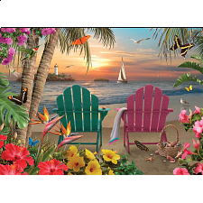 Island Paradise - Large Piece - Search Results