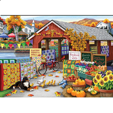 Harvest Festival - Large Piece -
