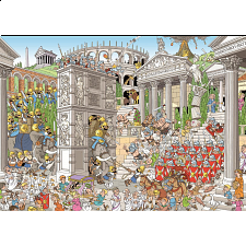 Pieces of History: The Romans -