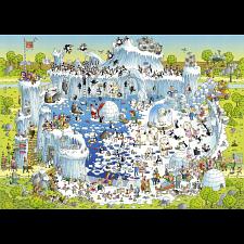 Funky Zoo: Polar Habitat -
