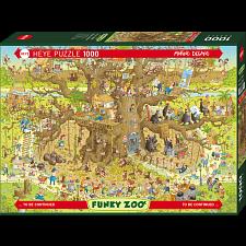 Funky Zoo: Monkey Habitat -