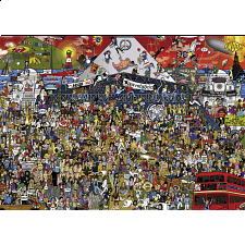 Mishmash: British Music History - 1001 - 5000 Pieces