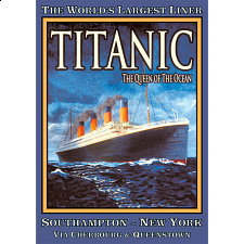 Titanic - 1000 Pieces