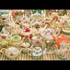 Teapots Too -