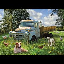 Sheep Field -
