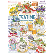 Tea Time - Search Results