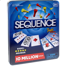 Sequence Travel Tin -