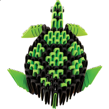 Creagami: Turtle - Mini -