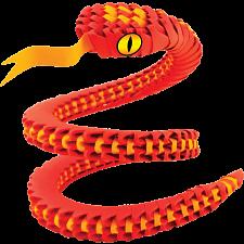 Creagami: Snake - Small -
