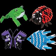 Creagami: Kit - 4 Mini Sculptures -