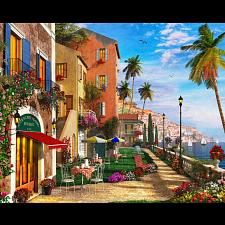 Mediterranean Terrace -
