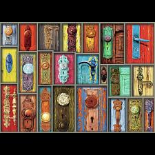 Antique Doorknobs -