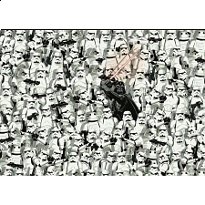 Star Wars: Challenge Puzzle - 1000 Pieces