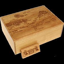 Karakuri Osaru no Kagoya (Gora) - Other Japanese Puzzle Boxes