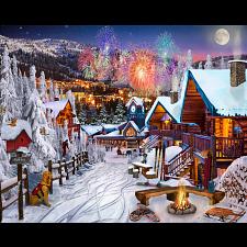 Winter Playground -