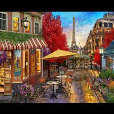 Evening in Paris -
