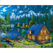Forest Cabin -