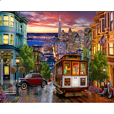 San Francisco Trolley -