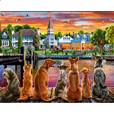 Dockside Dogs -