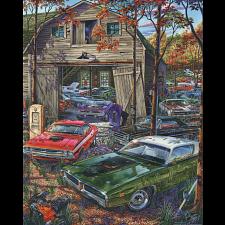 Cars on the Farm -