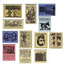 Sam Loyd's Puzzle Card Collection -