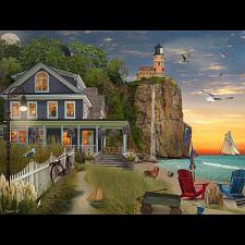 Beachside Lighthouse -
