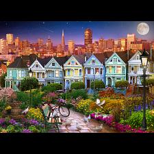 Painted Ladies of San Fransisco -