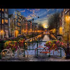 Amsterdam Aglow -