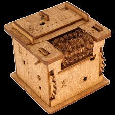 Cluebox: Schrodinger's Cat - 60 minute Escape Room in a box -