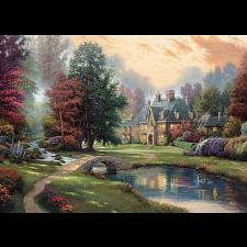 Thomas Kinkade: Lakeside Manor - New Items
