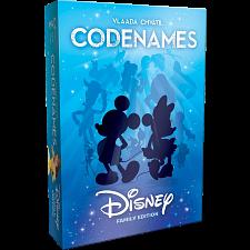 Codenames: Disney Family Edition -