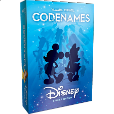 Codenames: Disney Family Edition -