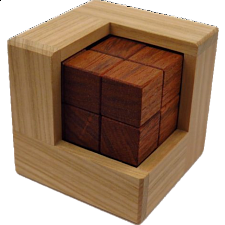 Triple 3 - European Wood Puzzles