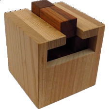Pincers - European Wood Puzzles